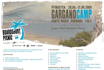 Surfcamp-Flyer