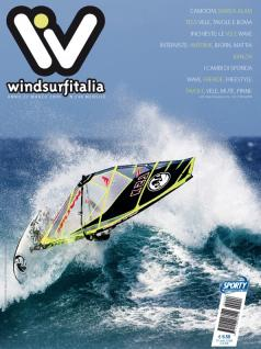 Windsurf Italia March 2009 Front Cover