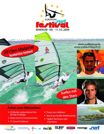 European Surf- Festival Makkum