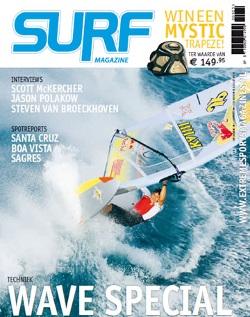 Dutch surf cover